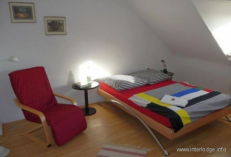 INTERLODGE Modern möblierte Wohnung mit 2 Schlafzimmer in ruhiger Lage in Essen-Hosterhau... - Wohnen auf Zeit - Bild 1