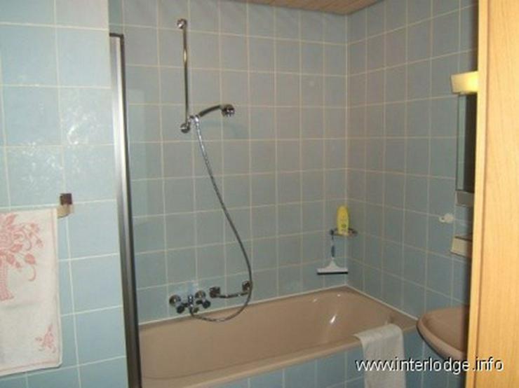 Bild 5: INTERLODGE Möbliertes Apartment hell und modern mit Balkon ruhiger Lage in Bochum-Eppendo...