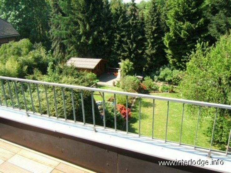 Bild 6: INTERLODGE Möbliertes Apartment hell und modern mit Balkon ruhiger Lage in Bochum-Eppendo...