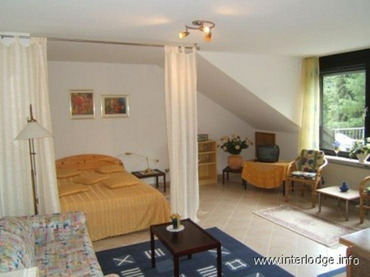 INTERLODGE Möbliertes Apartment hell und modern mit Balkon ruhiger Lage in Bochum-Eppendo... - Wohnen auf Zeit - Bild 1