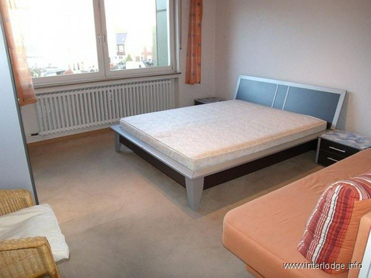 Bild 4: INTERLODGE Möblierte, helle und freundliche Wohnung mit Lift und Balkon im Zentrum von Ge...