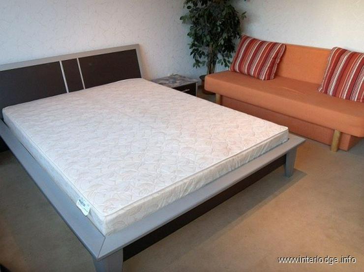 Bild 5: INTERLODGE Möblierte, helle und freundliche Wohnung mit Lift und Balkon im Zentrum von Ge...