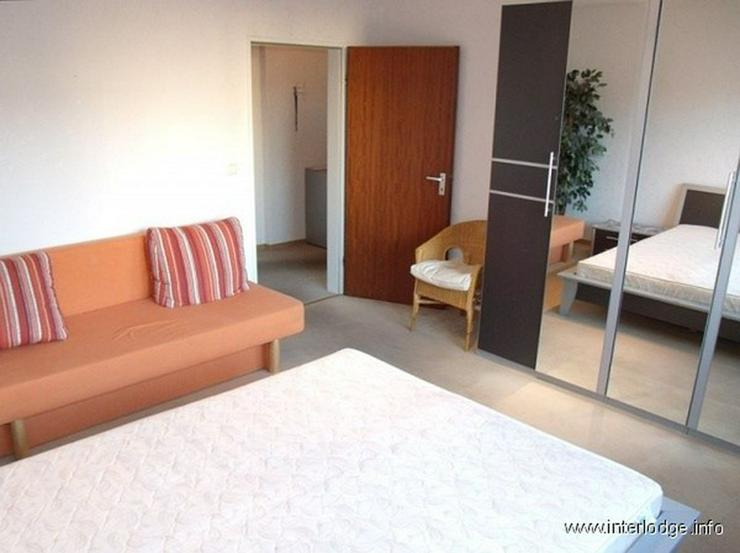 Bild 6: INTERLODGE Möblierte, helle und freundliche Wohnung mit Lift und Balkon im Zentrum von Ge...