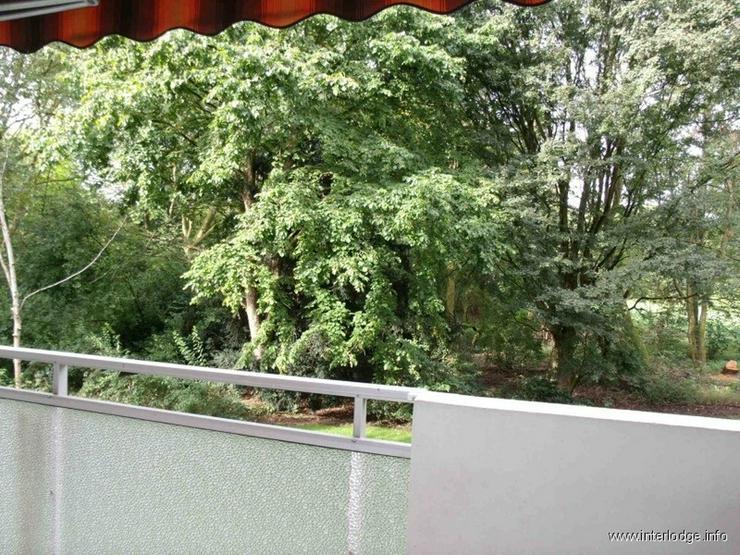 Bild 5: INTERLODGE Möbliertes Apartment im Hochparterre mit Küchenzeile und Balkon in Gelsenkirc...