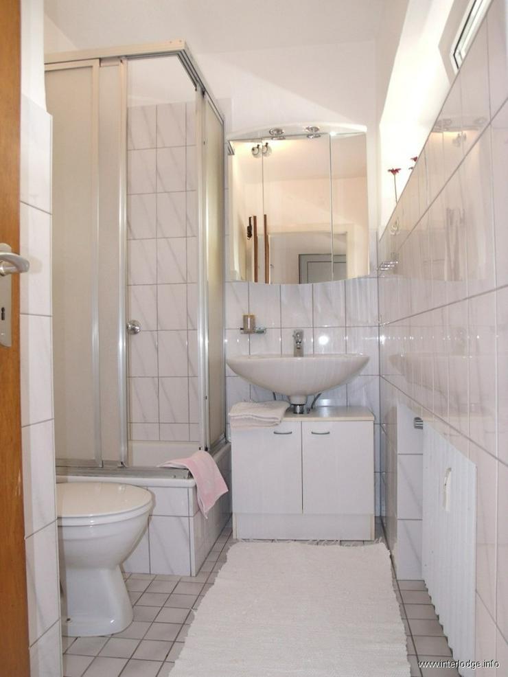 Bild 6: INTERLODGE Möbliertes Apartment im Hochparterre mit Küchenzeile und Balkon in Gelsenkirc...