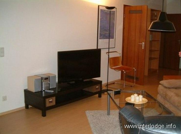 INTERLODGE Großzügiges möbliertes Apartment in bevorzugter Grünlage mit Terrasse in Bo... - Wohnen auf Zeit - Bild 1