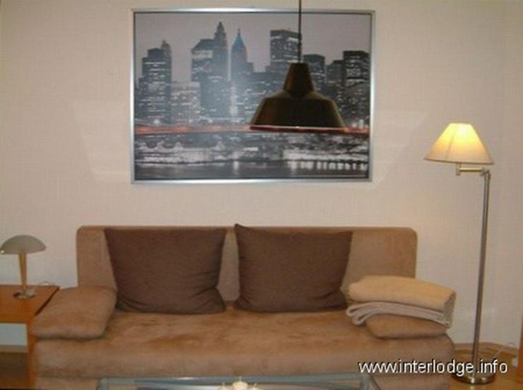 Bild 2: INTERLODGE Großzügiges möbliertes Apartment in bevorzugter Grünlage mit Terrasse in Bo...