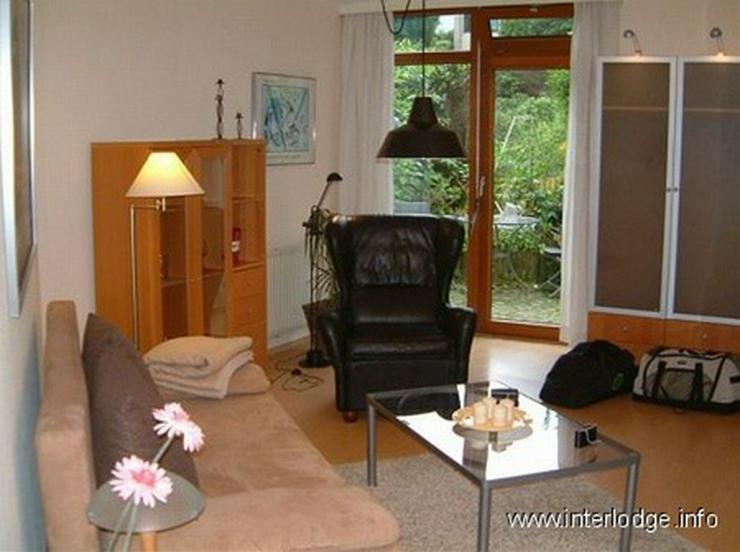 Bild 3: INTERLODGE Großzügiges möbliertes Apartment in bevorzugter Grünlage mit Terrasse in Bo...