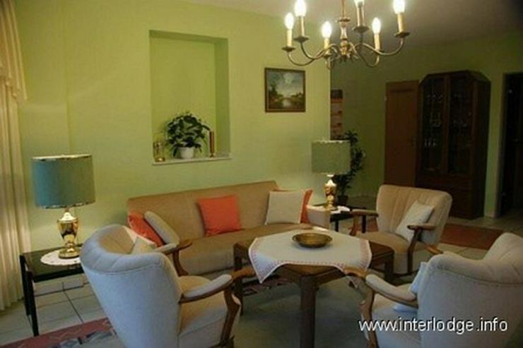 Bild 2: INTERLODGE Möblierte Komfort -Wohnung mit Gartennutzung und Garage in Top-Lage in Gelsenk...