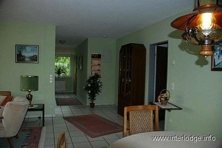 Bild 5: INTERLODGE Möblierte Komfort -Wohnung mit Gartennutzung und Garage in Top-Lage in Gelsenk...