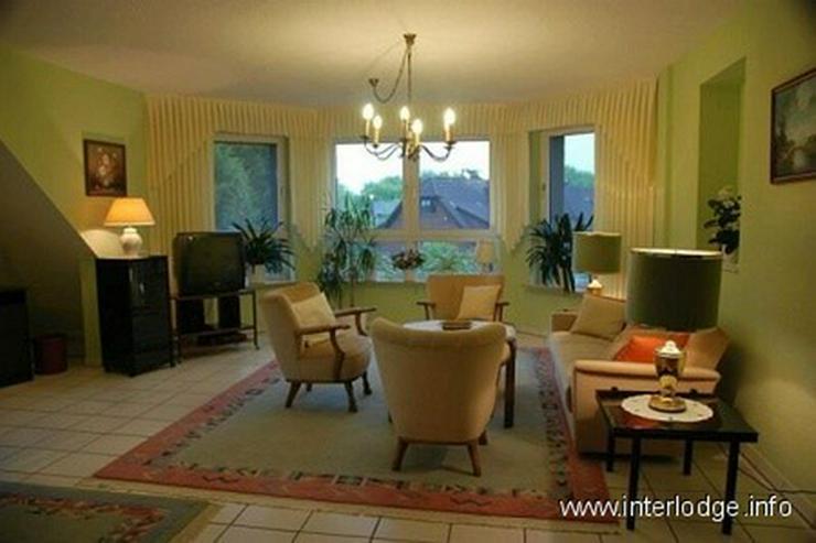 INTERLODGE Möblierte Komfort -Wohnung mit Gartennutzung und Garage in Top-Lage in Gelsenk...