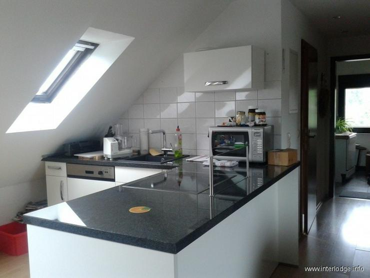 INTERLODGE Modern möblierte Komfortwohnung mit offener Küche in bevorzugter Lage in Boch... - Wohnen auf Zeit - Bild 1