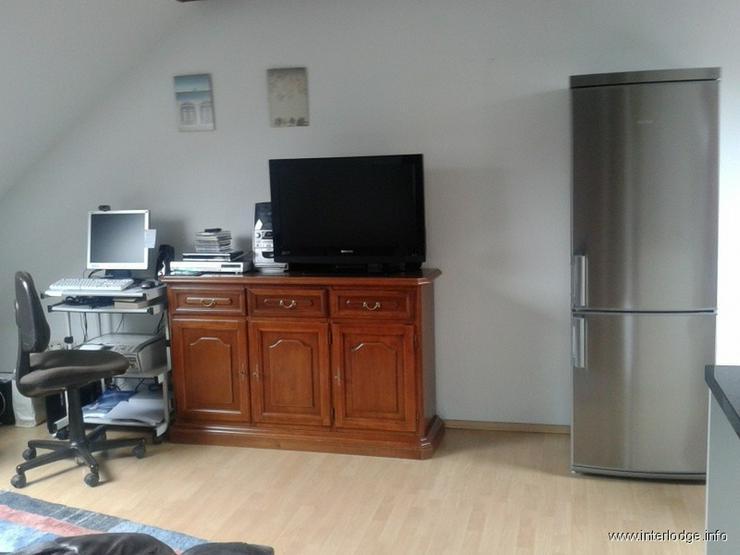 Bild 3: INTERLODGE Modern möblierte Komfortwohnung mit offener Küche in bevorzugter Lage in Boch...