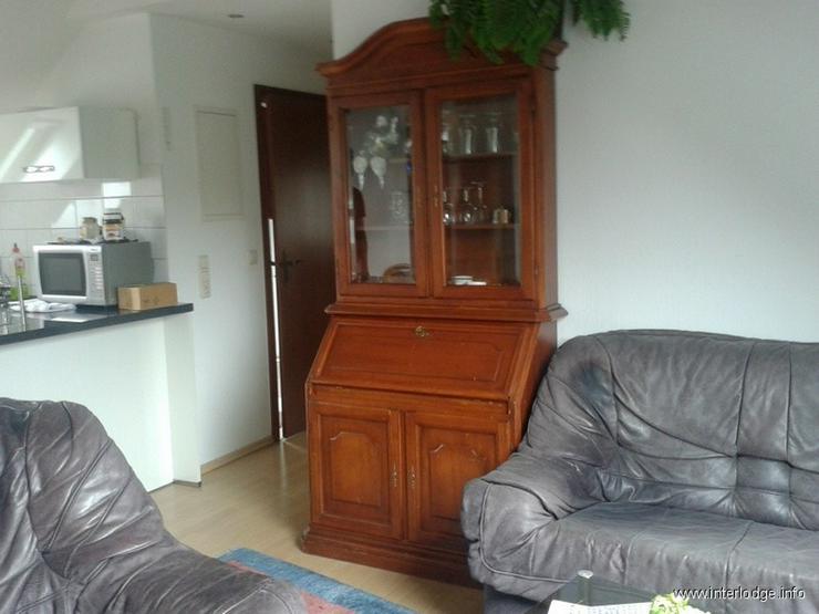 Bild 2: INTERLODGE Modern möblierte Komfortwohnung mit offener Küche in bevorzugter Lage in Boch...