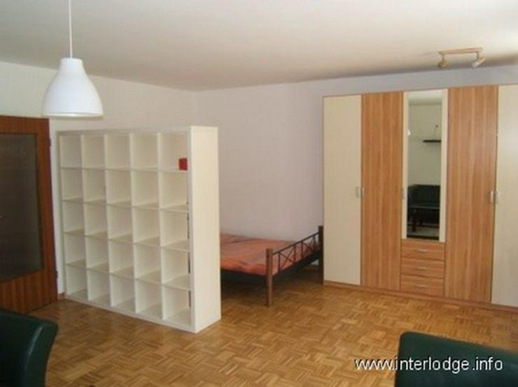 INTERLODGE Komplett, modern möbliertes Apartment mit Balkon und PKW-Stellplatz in Essen-B... - Wohnen auf Zeit - Bild 1