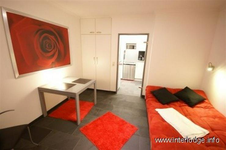 INTERLODGE Hochwertig und modern möbliertes Apartment im 1. OG in Bochum-Wiemelhausen. - Wohnen auf Zeit - Bild 1