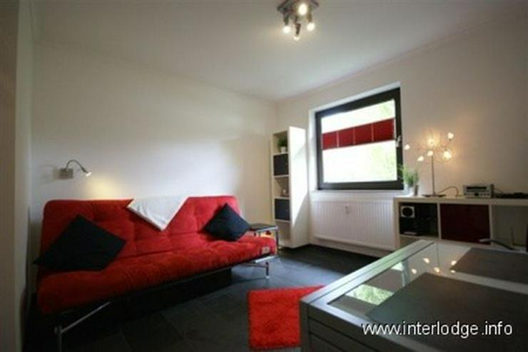 Bild 2: INTERLODGE Hochwertig und modern möbliertes Apartment im 1. OG in Bochum-Wiemelhausen.