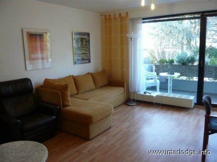 Bild 2: INTERLODGE Helles, modern möbliertes Apartment in Düsseldorf-Lohausen.