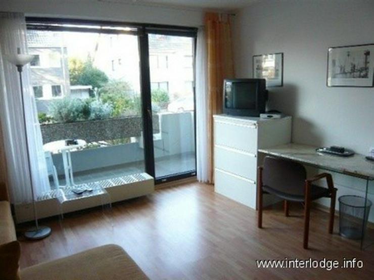 INTERLODGE Helles, modern möbliertes Apartment in Düsseldorf-Lohausen. - Wohnen auf Zeit - Bild 1