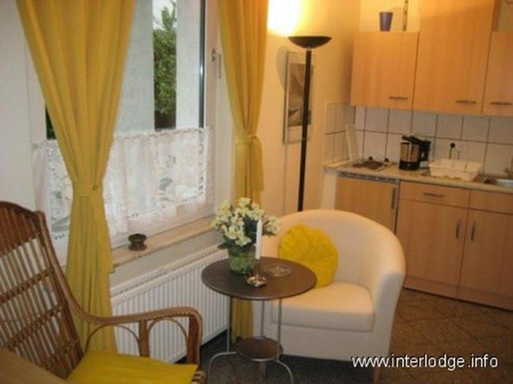 INTERLODGE Komplett möbliertes Apartment in Düsseldorf-Pempelfort - Wohnen auf Zeit - Bild 1