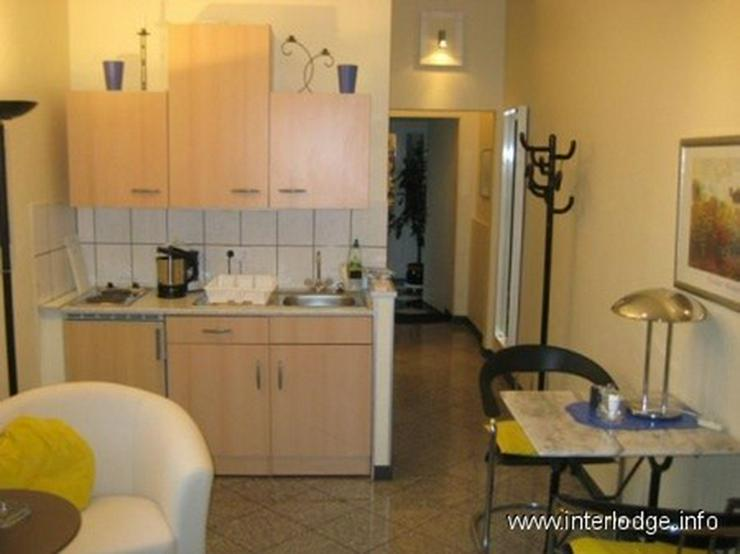 Bild 3: INTERLODGE Komplett möbliertes Apartment in Düsseldorf-Pempelfort