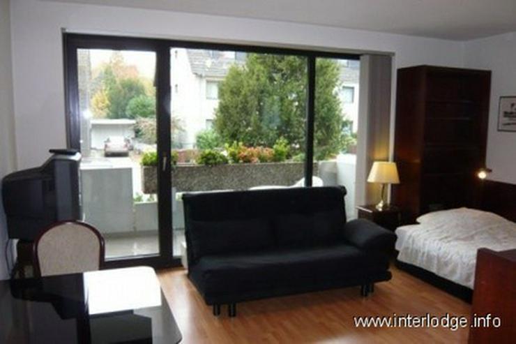INTERLODGE Helles, modern möbliertes Apartment in Düsseldorf-Lohausen. - Bild 1