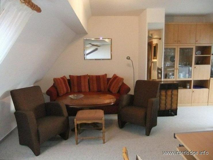 Bild 2: INTERLODGE Möbliertes Dachgeschoss- Apartment mit moderner Ausstattung in Bochum-Weitmar