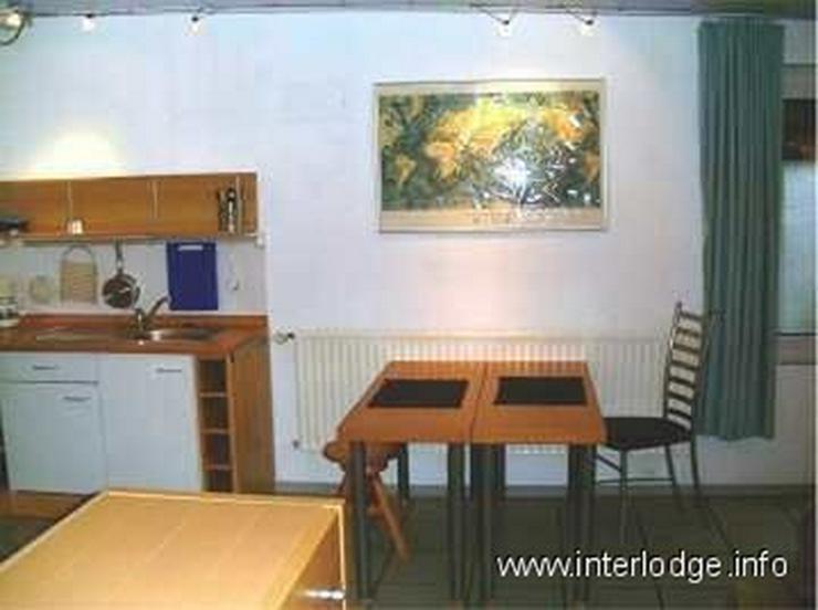 Bild 6: INTERLODGE Modern möbliertes Apartment mit separatem Eingang und Terrasse in Bochum-Quere...