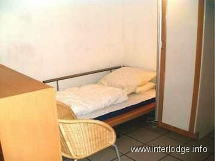 Bild 5: INTERLODGE Modern möbliertes Apartment mit separatem Eingang und Terrasse in Bochum-Quere...