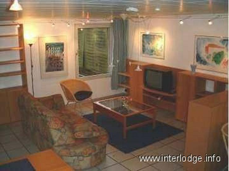 INTERLODGE Modern möbliertes Apartment mit separatem Eingang und Terrasse in Bochum-Quere... - Wohnen auf Zeit - Bild 1