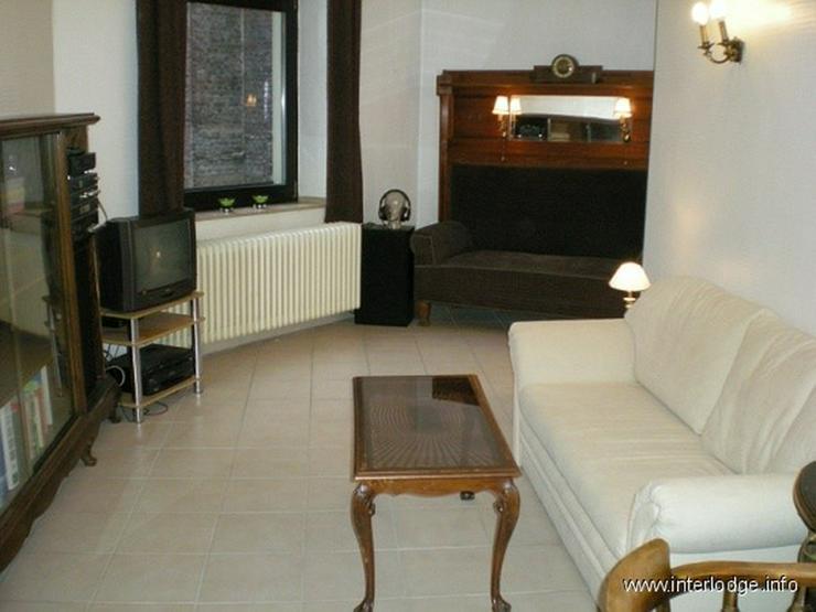 INTERLODGE Wohnung mit hochwertiger, antiker Möblierung in modernem Ambiente in Düsseldo... - Wohnen auf Zeit - Bild 1