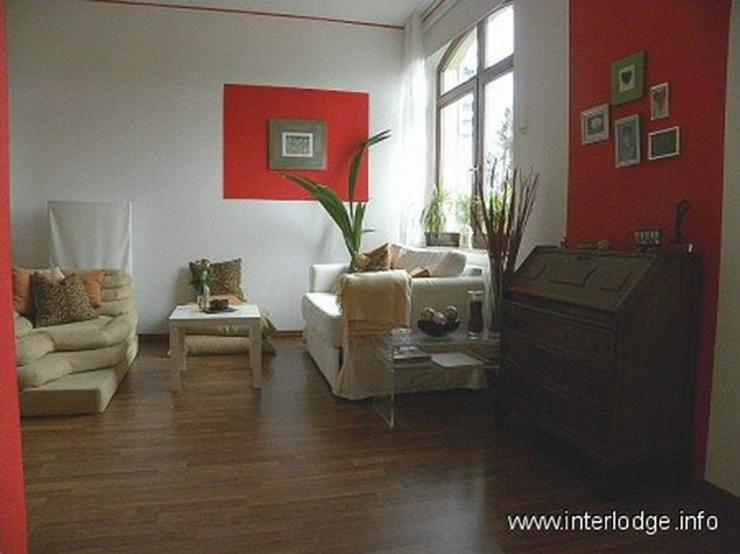 Bild 3: INTERLODGE Sehr modern möbliertes Apartment in Düsseldorf - Stadtmitte - gegenüber dem ...