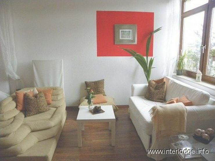Bild 2: INTERLODGE Sehr modern möbliertes Apartment in Düsseldorf - Stadtmitte - gegenüber dem ...