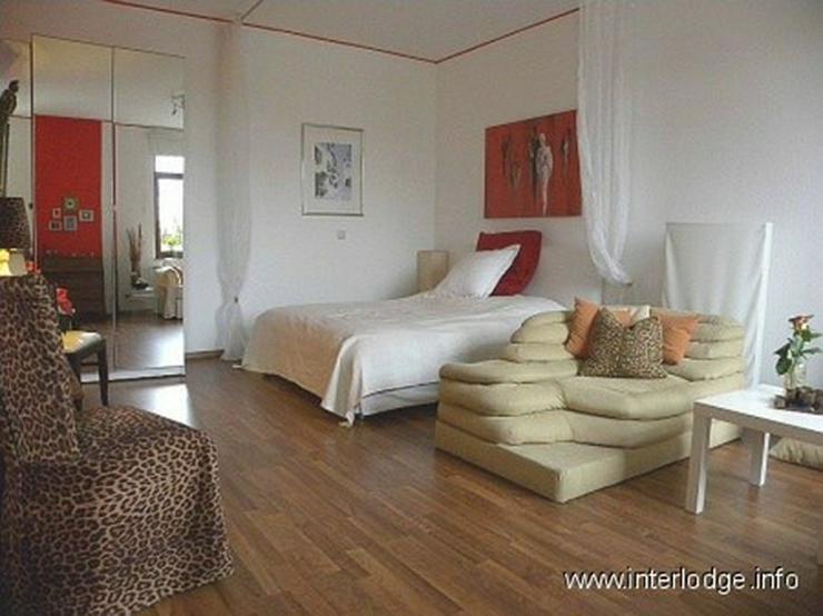 Bild 4: INTERLODGE Sehr modern möbliertes Apartment in Düsseldorf - Stadtmitte - gegenüber dem ...