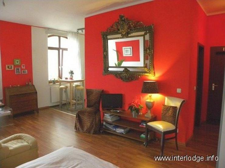 INTERLODGE Sehr modern möbliertes Apartment in Düsseldorf - Stadtmitte - gegenüber dem ... - Wohnen auf Zeit - Bild 1