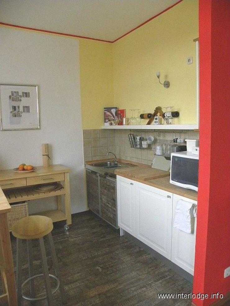 Bild 5: INTERLODGE Sehr modern möbliertes Apartment in Düsseldorf - Stadtmitte - gegenüber dem ...