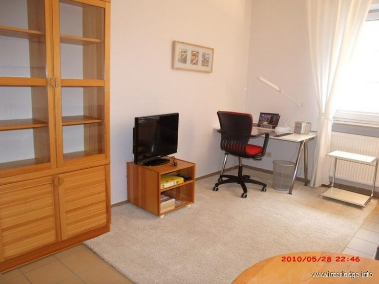 INTERLODGE Möbliertes Apartment in ruhiger, zentraler Lage - Nähe Bergbaumuseum in Bochu... - Wohnen auf Zeit - Bild 1