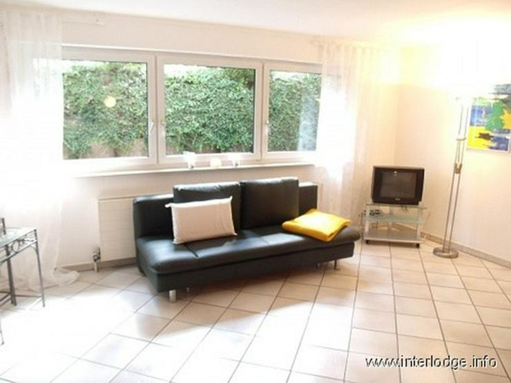 INTERLODGE Helles möbliertes Apartment mit separatem Eingang, in ländlicher Lage in Boch... - Wohnen auf Zeit - Bild 1