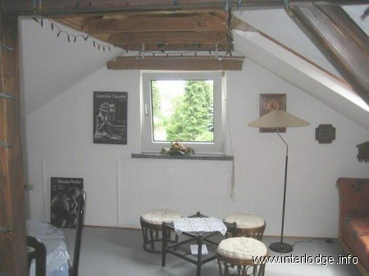 INTERLODGE Möbliertes Dachgeschossapartment mit Klimaanlage, in ruhiger Lage in Bochum-Da... - Wohnen auf Zeit - Bild 1