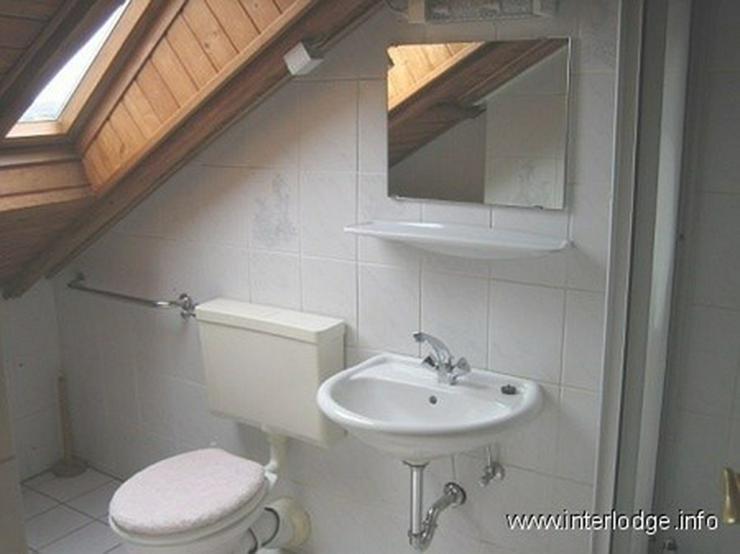 Bild 6: INTERLODGE Möbliertes Dachgeschossapartment mit Klimaanlage, in ruhiger Lage in Bochum-Da...