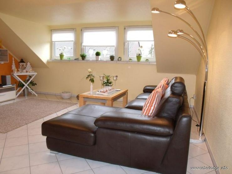 Bild 2: INTERLODGE Modern möblierte Wohnung, sehr komfortabel ausgestattet, zentrale Lage in Boch...