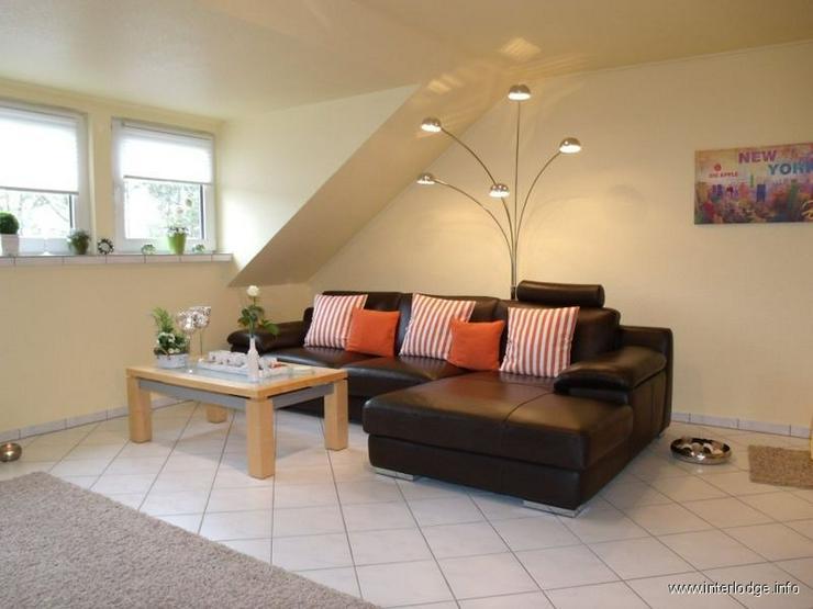 INTERLODGE Modern möblierte Wohnung, sehr komfortabel ausgestattet, zentrale Lage in Boch... - Wohnen auf Zeit - Bild 1