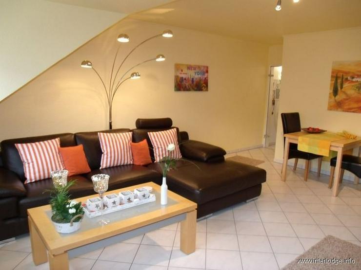 Bild 5: INTERLODGE Modern möblierte Wohnung, sehr komfortabel ausgestattet, zentrale Lage in Boch...