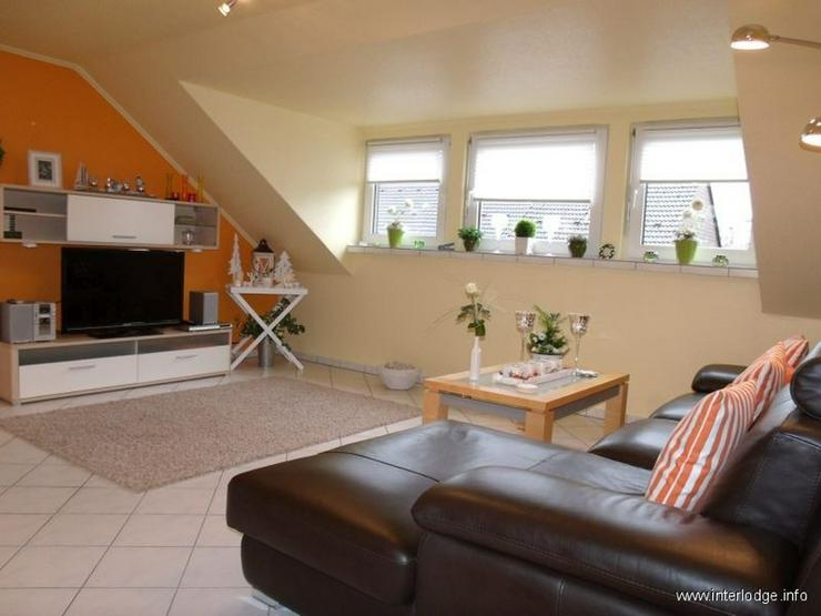 Bild 3: INTERLODGE Modern möblierte Wohnung, sehr komfortabel ausgestattet, zentrale Lage in Boch...
