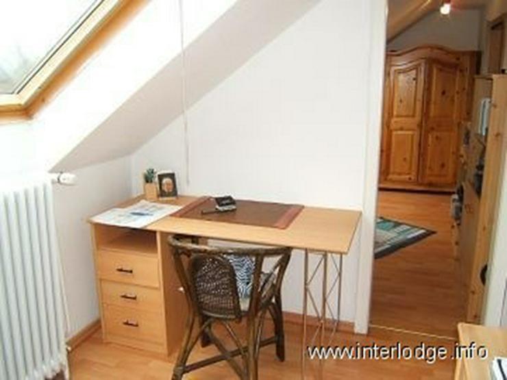 Bild 3: INTERLODGE Möbliertes Zimmer mit guter Ausstattung in Uni-Nähe in Bochum-Wiemelhausen