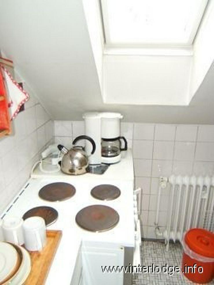 Bild 5: INTERLODGE Möbliertes Zimmer mit guter Ausstattung in Uni-Nähe in Bochum-Wiemelhausen