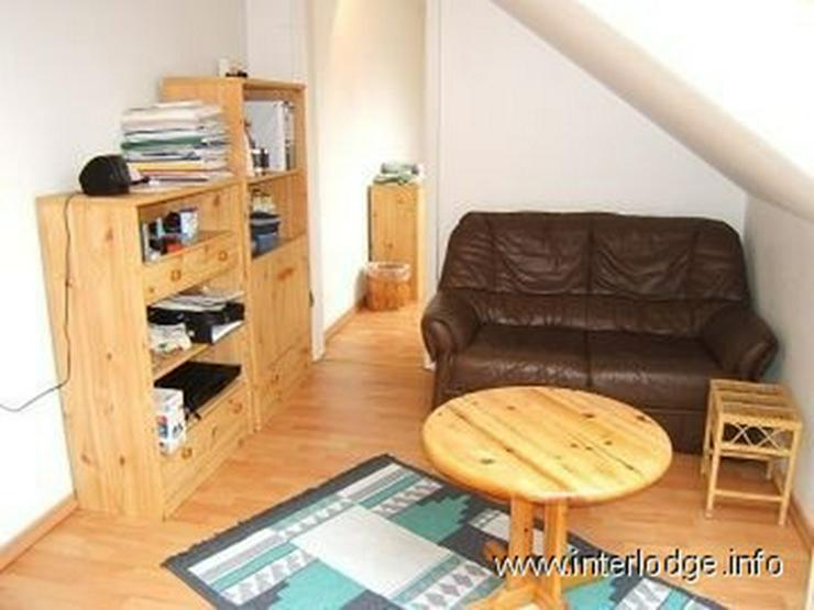 INTERLODGE Möbliertes Zimmer mit guter Ausstattung in Uni-Nähe in Bochum-Wiemelhausen - Wohnen auf Zeit - Bild 1