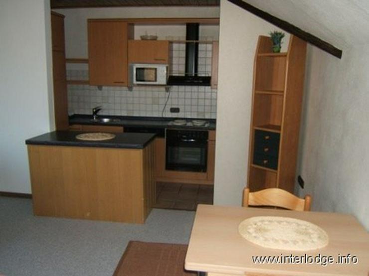 Bild 5: INTERLODGE Helles möbliertes Apartment mit großem, überdachten Balkon in guter Lage in ...