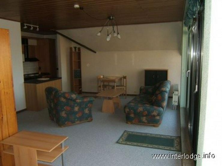 Bild 4: INTERLODGE Helles möbliertes Apartment mit großem, überdachten Balkon in guter Lage in ...