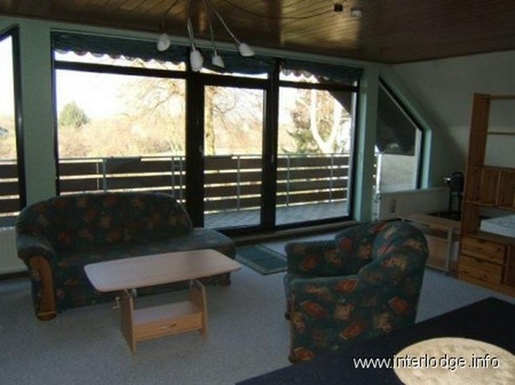 Bild 2: INTERLODGE Helles möbliertes Apartment mit großem, überdachten Balkon in guter Lage in ...
